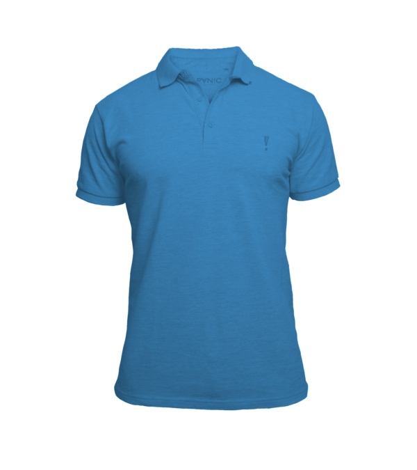 Sustainable mens polo